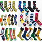 Men Women Food Animal Colorful Sock Funny Street Harajuku Di