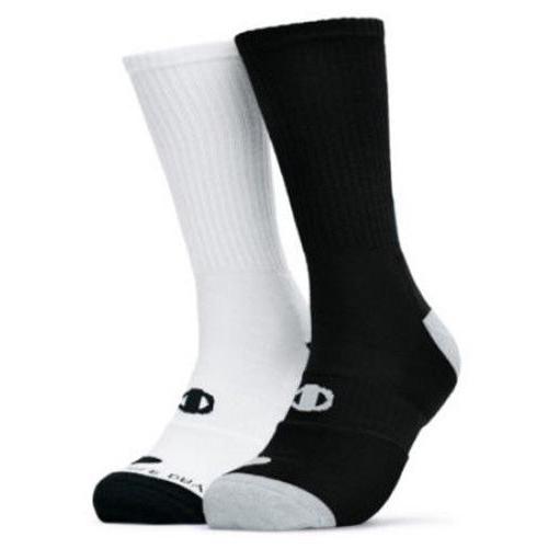 Champion Men's Basketball Crew Socks 6-Pack FITS Men's Siz