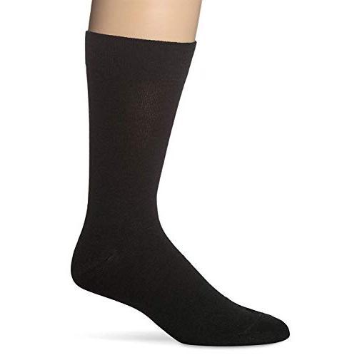 Men's Dress Socks Black Navy Assorted