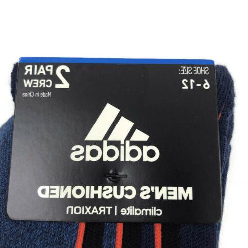 Adidas Mens Socks Traxion 6-12