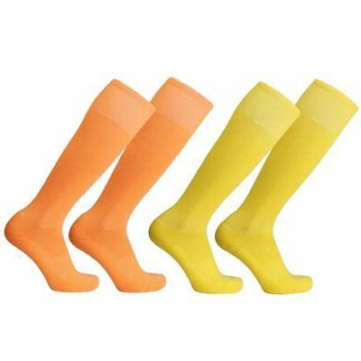 Mens Sports Long Compression Over Socks Soccer