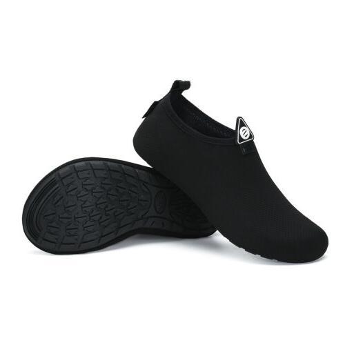 SAGUARO Water Sport Skin Shoes Slip on Aqua Socks Yoga Pool