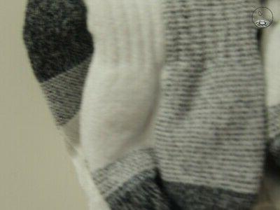 Fruit Of Mens Work Gear Duty Crew Socks Shoe Size 6-12 Lg