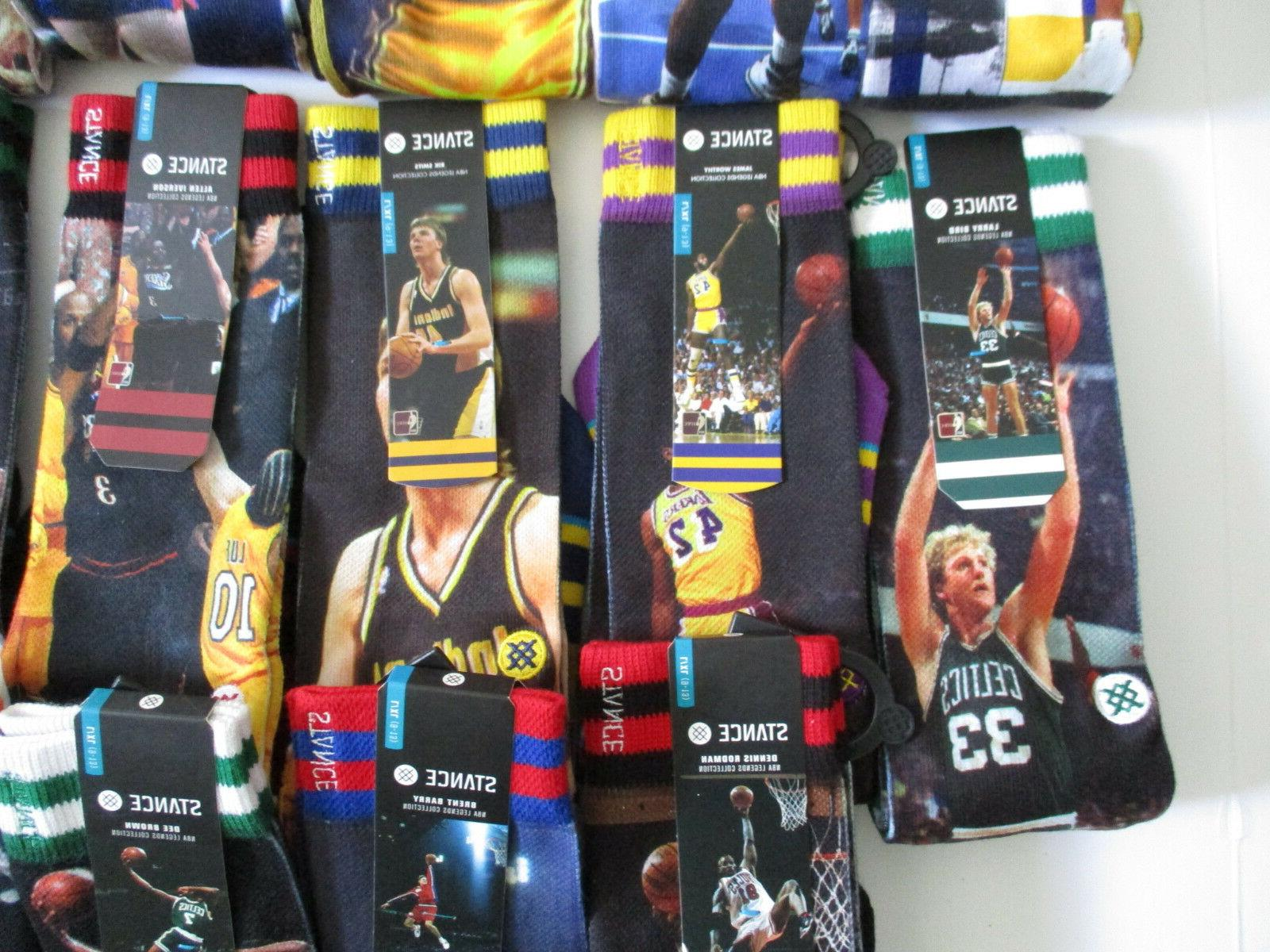Stance NBA Socks Shaq Many