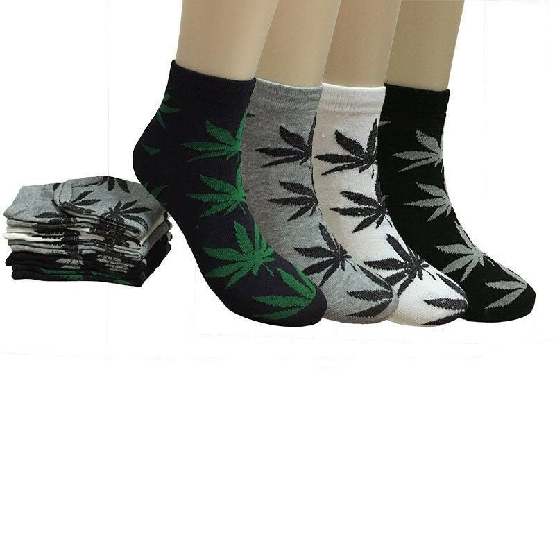 New 6 Mens Womens Cotton Weed Cut
