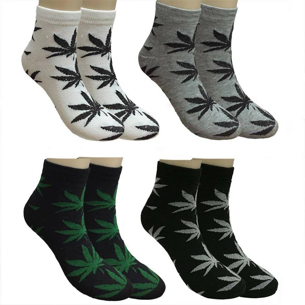 New 6 12 Mens Marijuana Weed