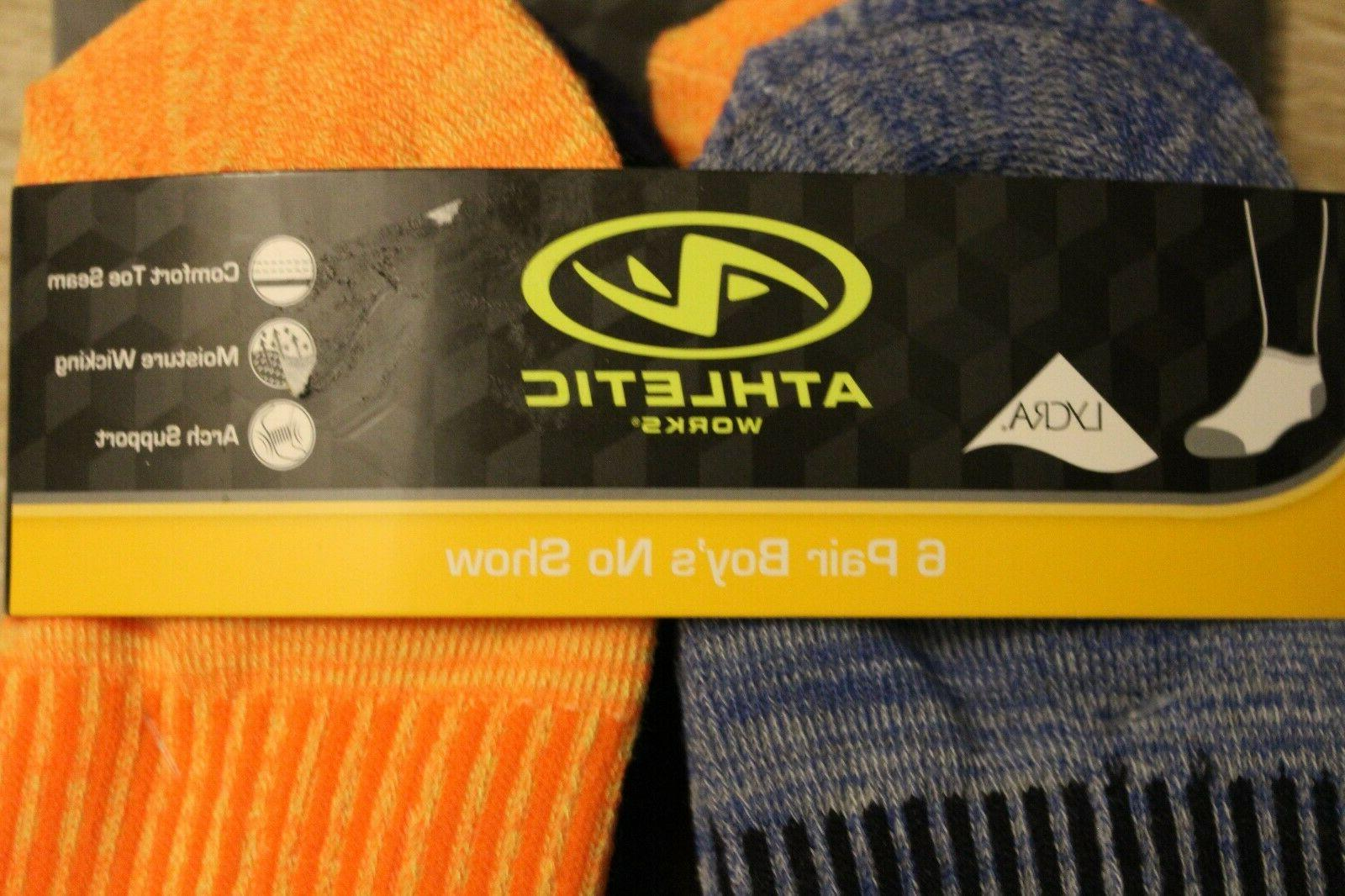 NEW Athletic Pair Socks