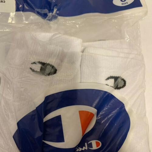 New Champion Pack C Socks Size 6 - 12 5