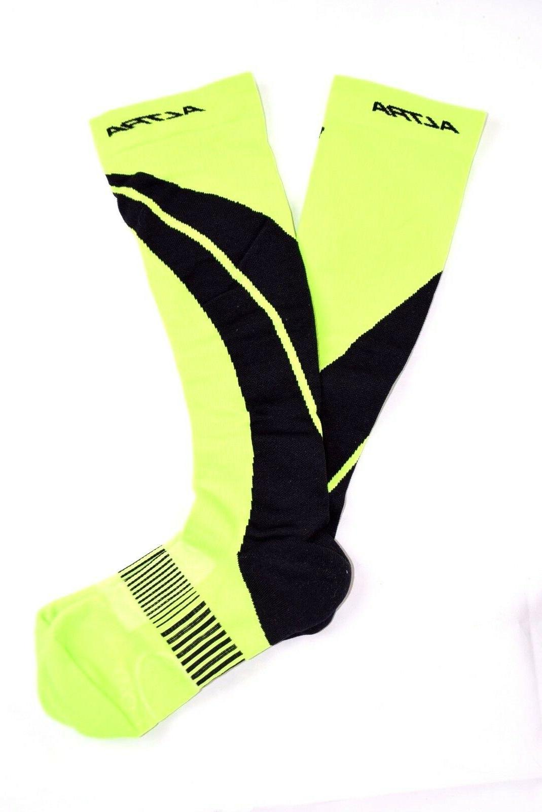 NEW ALTRA Men's Knee High Antimicrobial Compression Performa