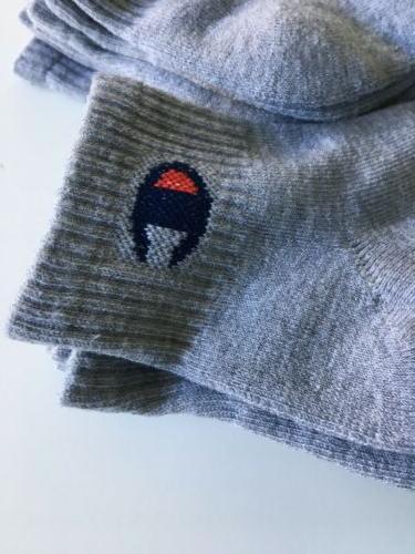 New Athleticwear Cut Socks Gray
