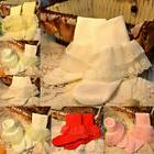 Newborn Baby Girl Lace Soft Cotton Floral Socks Toddler Prin