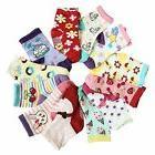 Non Skid Slip Slippery Swan Crew Socks With Grips For Baby T