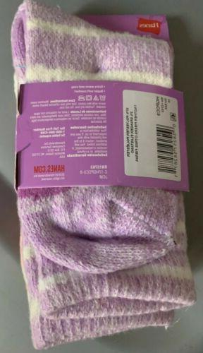 NWT 3 Socks Comfort Soft Size Medium
