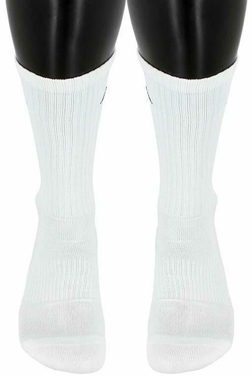 adidas Cushioned Crew Socks White