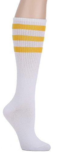 Leotruny Over the Calf Tube Socks  One Size