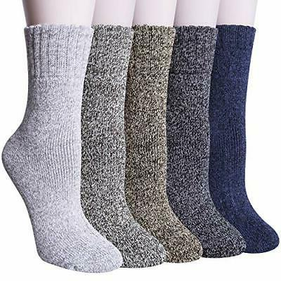Pack Winter Warm Knit Wool Soft Multicolor 01a