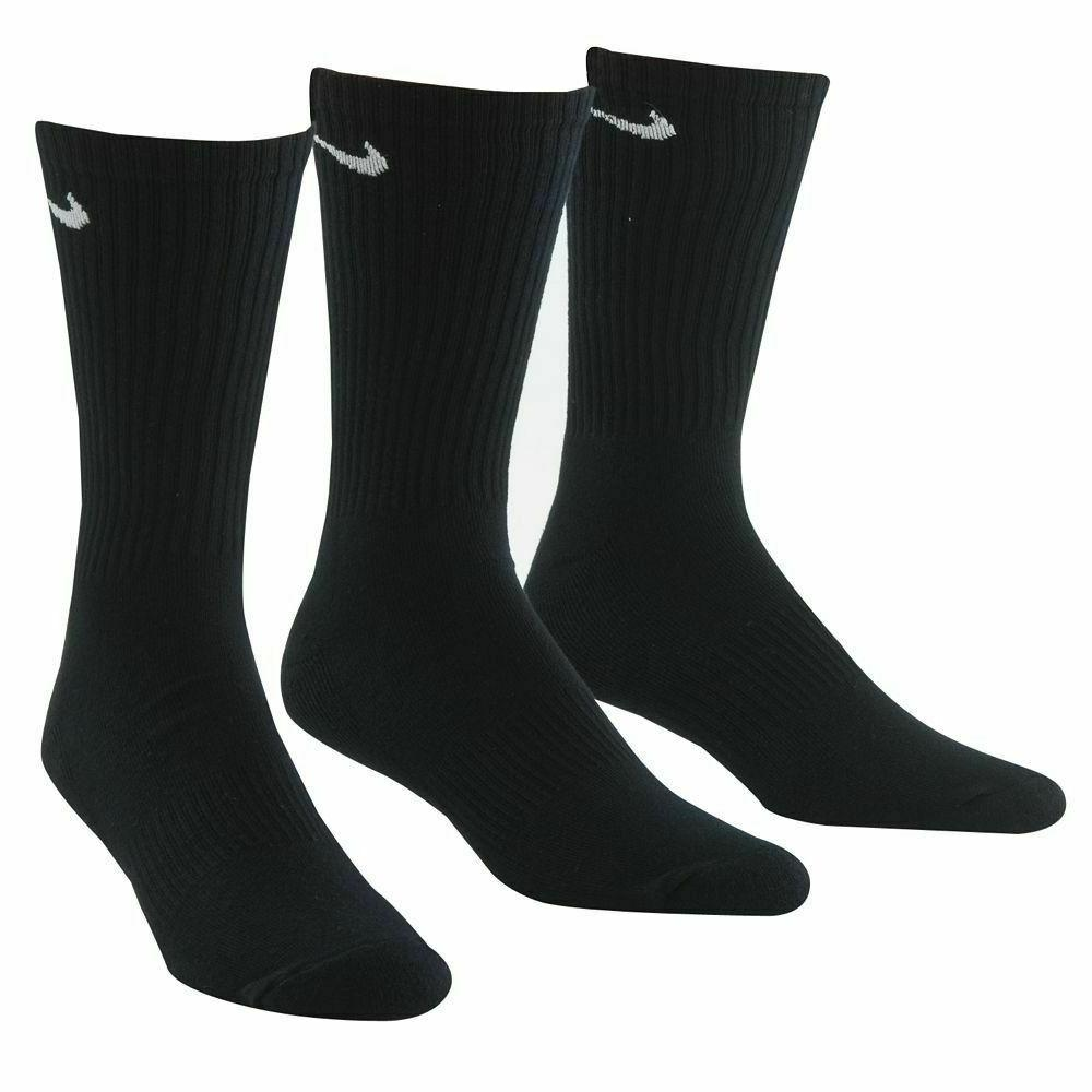 performance cotton lightweight 3 pairs pack crew