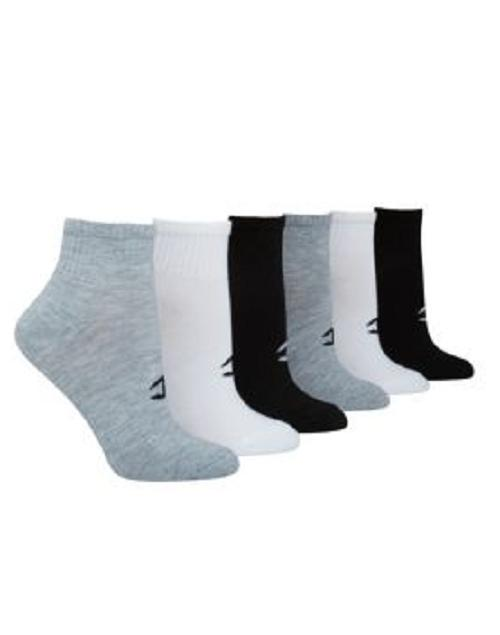 performance womens cushioned ankle socks x temp