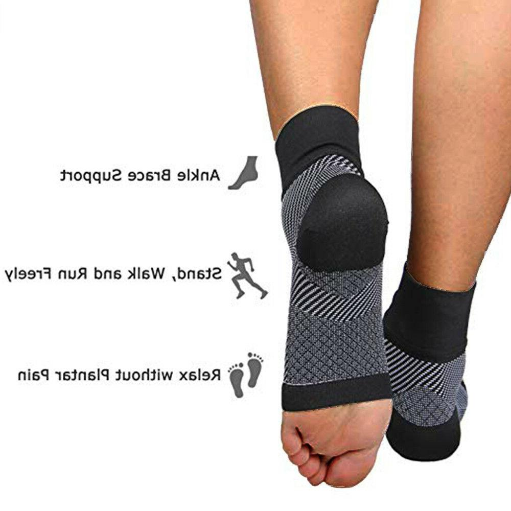 copper ANKLE compression Cotton Mens