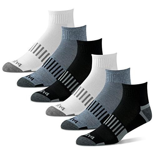 quarter athletic socks