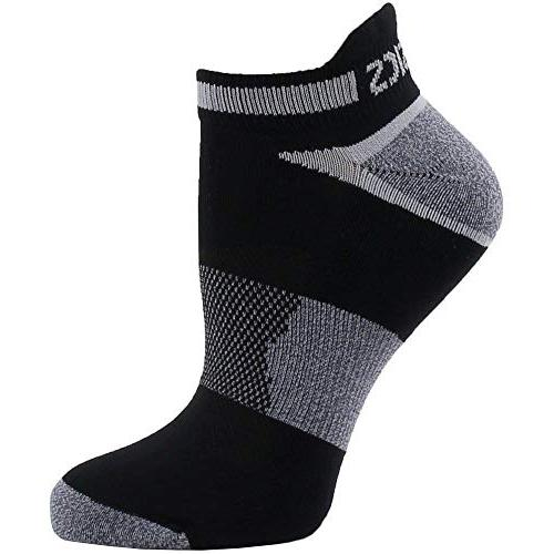 ASICS Quick Cushion Socks , White/Black,
