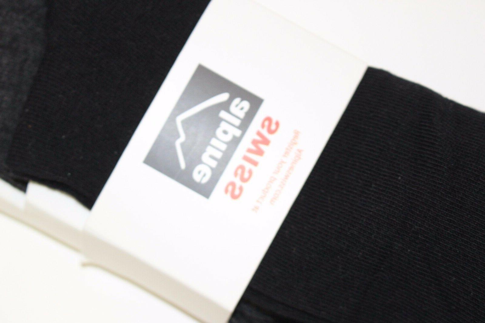 ALPINE SWISS PACK 10-12 BLACK CHARCOAL