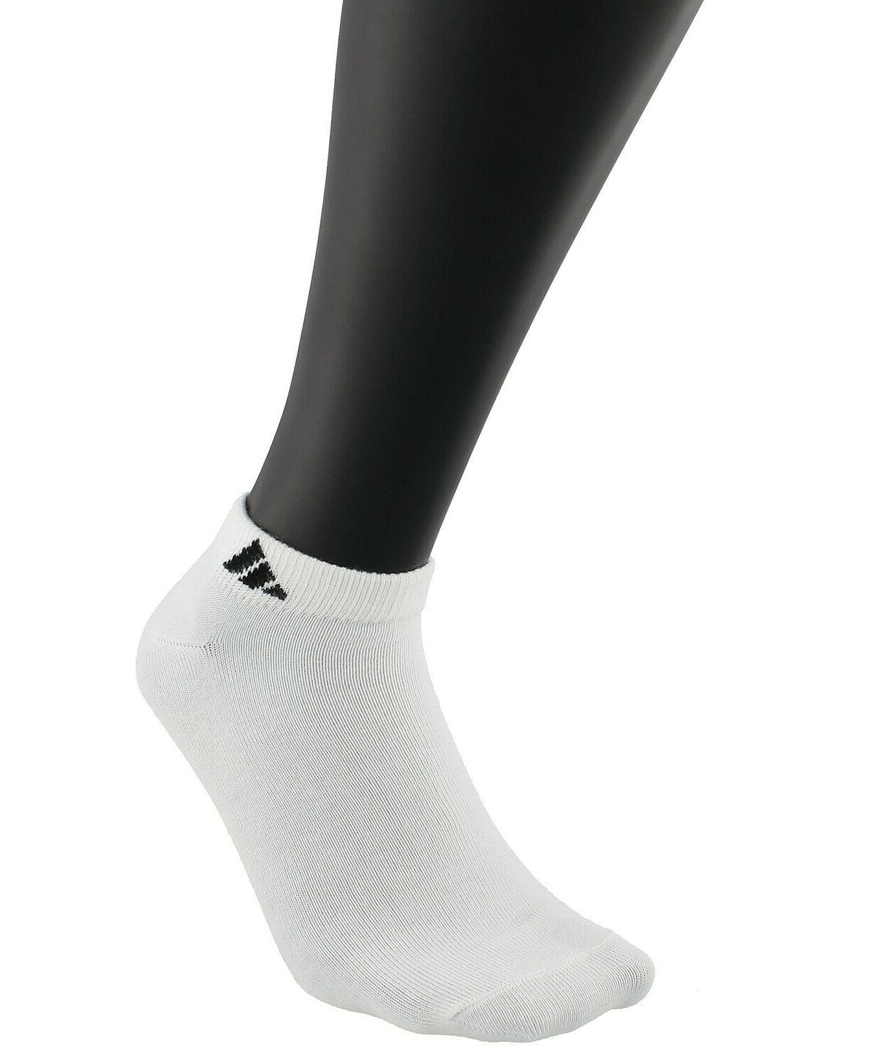 adidas socks Men's Low Cut Pack socks Mens comfort