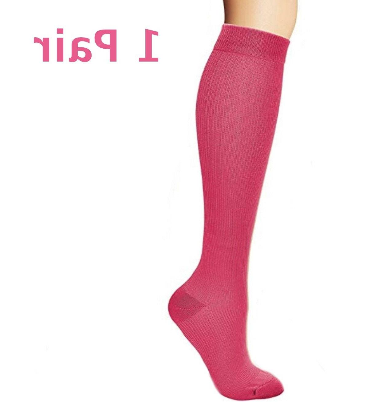 Compression X Relief Calf Foot Support Stocking