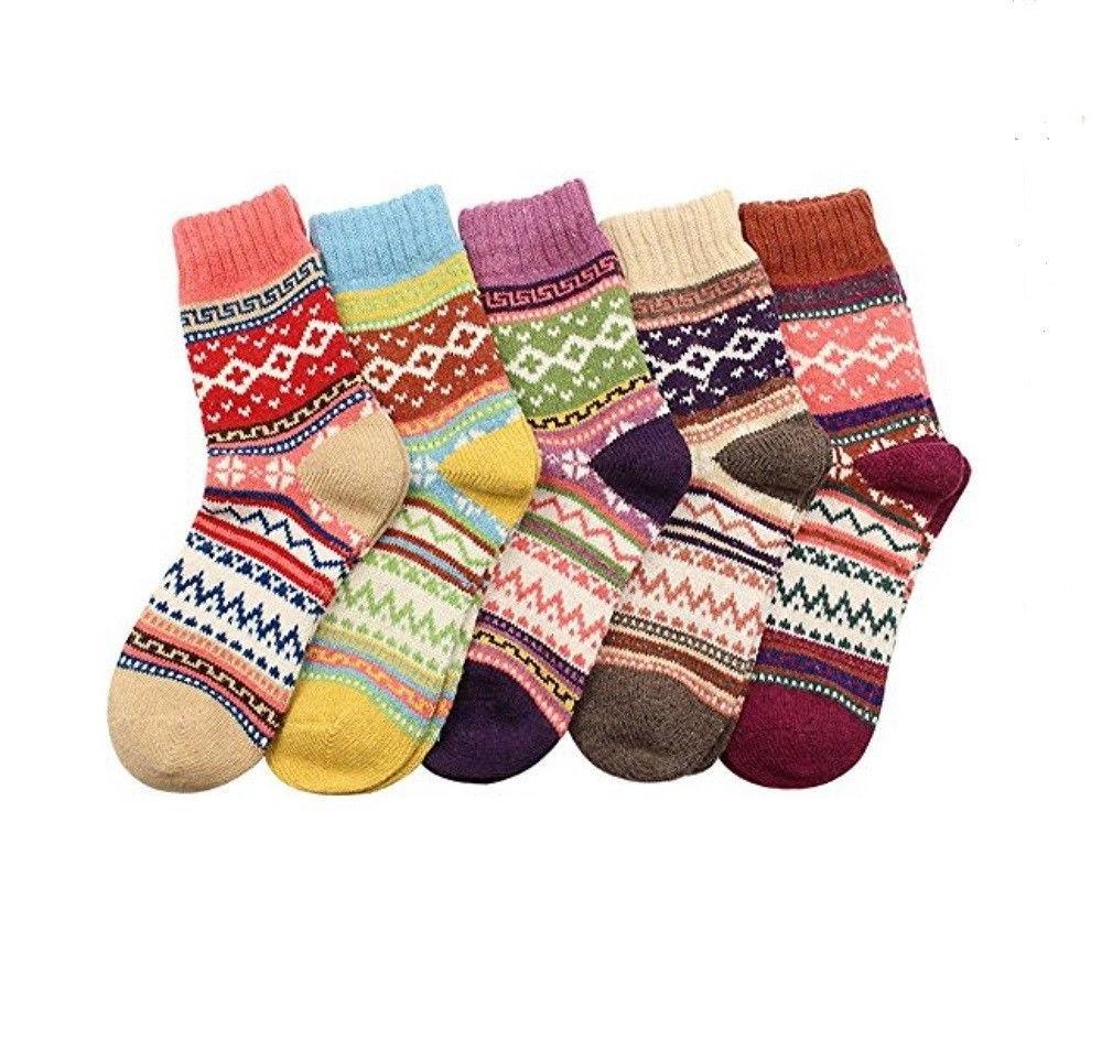 5 Vintage Style Winter Knitting Wool
