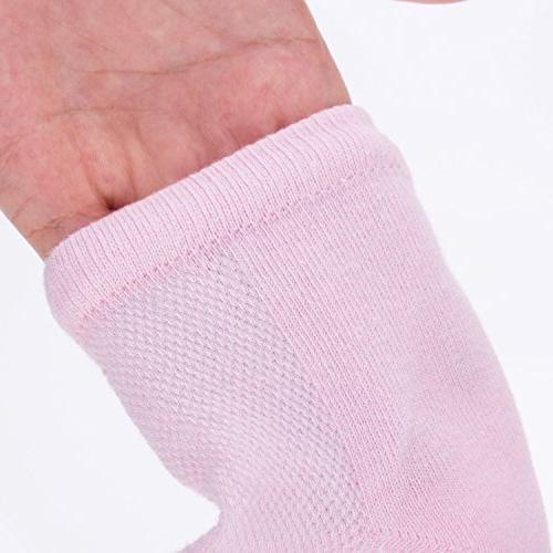 Bememo Ventilate Heel Socks Socks Dry Cracked Moisturizing Night Pairs