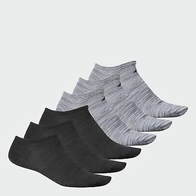 superlite no show socks 6 pairs men