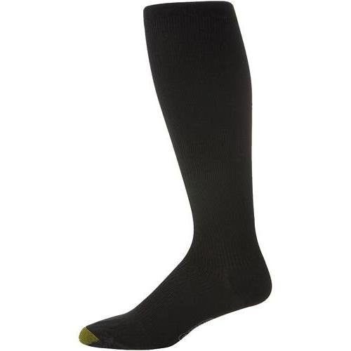 support over calf dress sock
