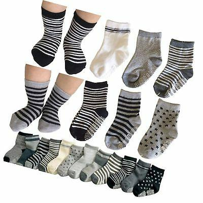 toddler assorted non skid ankle