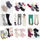 Toddler Baby Kids Girls Cotton Tights Socks Stockings Pants