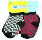 Skechers Kids 6-Pack Boys Infant Toddler Socks Size 12-24 Mt