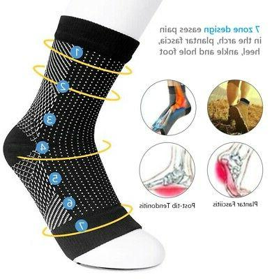 Adult Dr Sock Compression Foot Soothers Socks Anti-Fatigue S