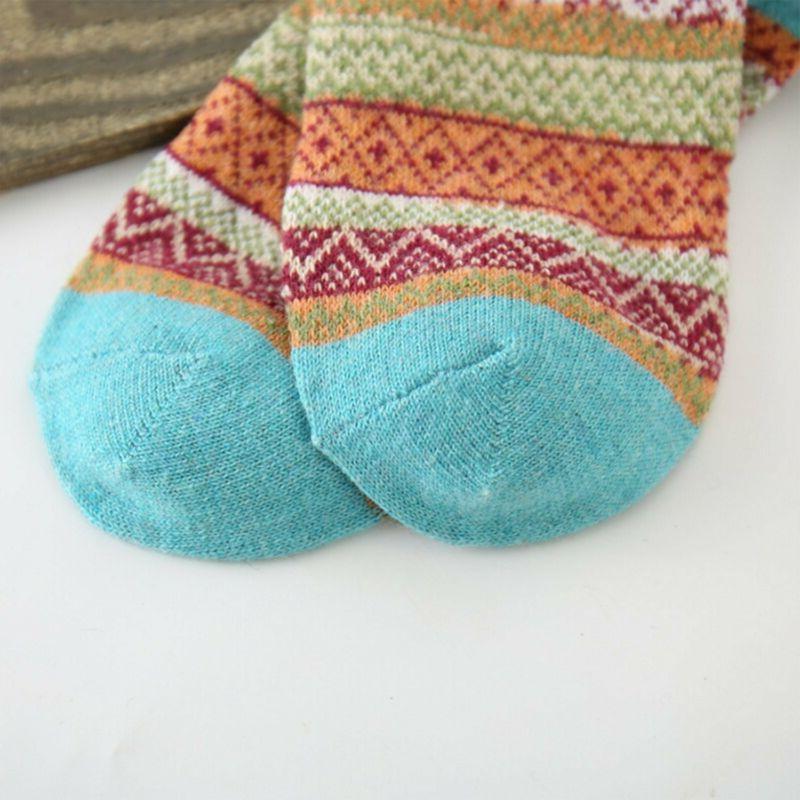 Warm Socks, Loritta Women's 5 Pairs FREE
