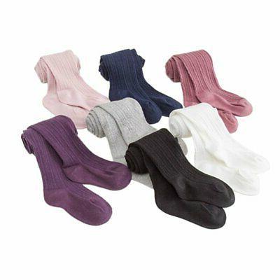 Winter-Toddler Baby Warm Pantyhose Socks Stockings 0-8Y