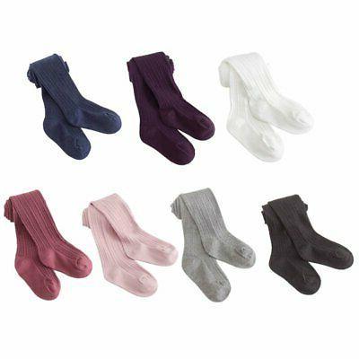 Winter-Toddler Baby Warm Pantyhose Cotton Socks Stockings