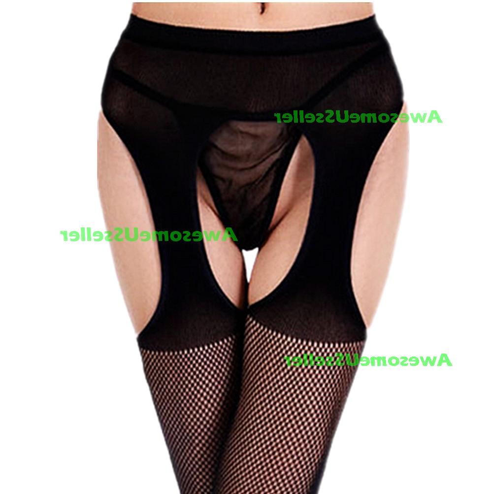Women Garter Belt Up Stocking Pantyhose