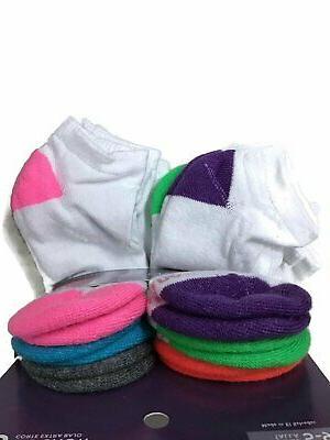 Hanes No Show Socks
