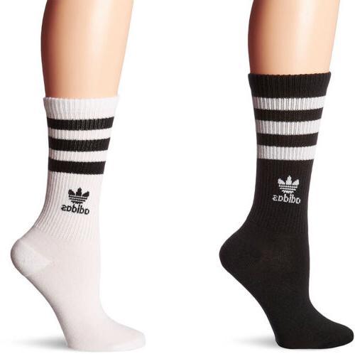 adidas Women's Originas Crew Socks, 2 Colors
