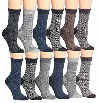 Tipi Cotton Lightweight Crew Boot Socks