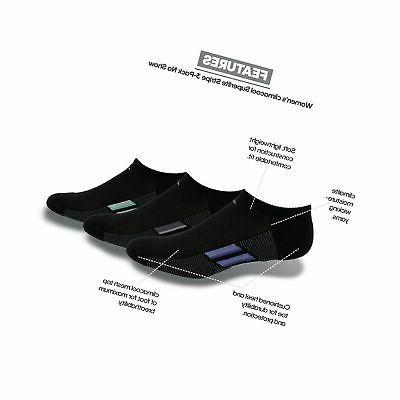 adidas Women's Show Socks Black/Pastel Multi