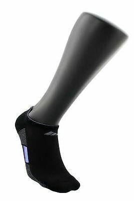 adidas Women's Superlite No Show Socks Black/Pastel