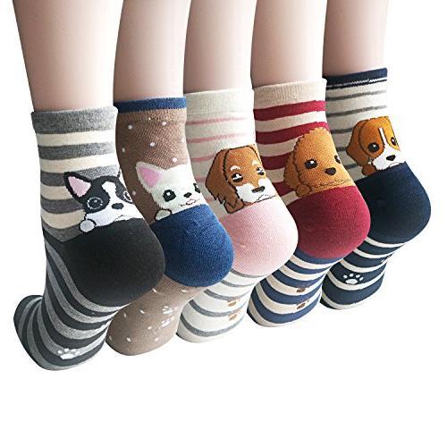 Womens Socks, 100% Socks for Color Size