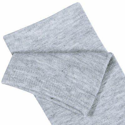 womens long socks striped thigh 1 solid
