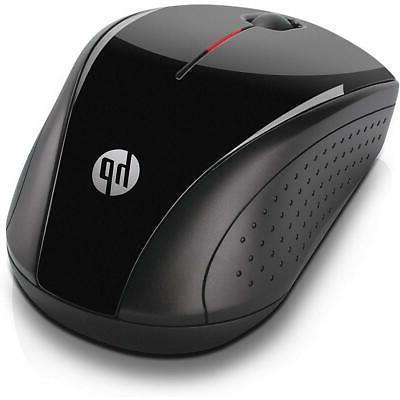 HP Mouse, Black/Metallic Gray #H2C22AA#ABL