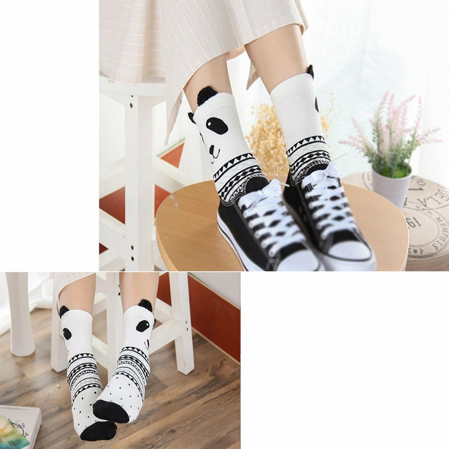 YSense Cute Socks Cotton
