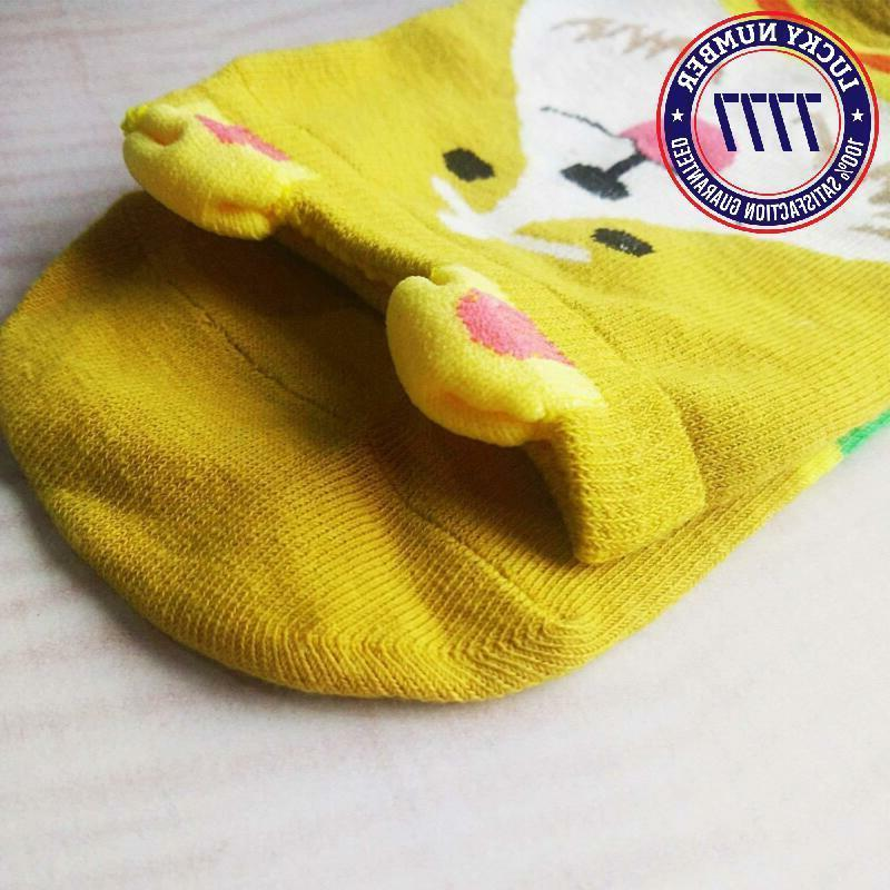 Cute Funny Socks Cotton